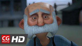 """CGI Animated Short Film """"Reviving Redwood Short Film"""" by Matt Sullivan"""
