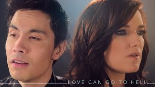 Love Can Go to Hell - Brandy Clark & Sam Tsui acoustic duet
