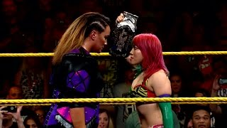 Asuka faces her toughest challenge yet in Nia Jax at NXT TakeOver: The End...