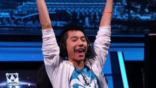 This is for KaBum! Cloud 9 pouring some salt on Alliance loss to Kabum, so we don