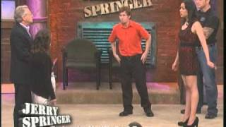 I'm Leaving My Wife For A Tranny (The Jerry Springer Show)