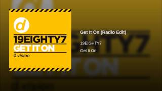 Get It On (Radio Edit)