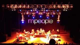M People Just For You Clyde Auditorium Glasgow 2013