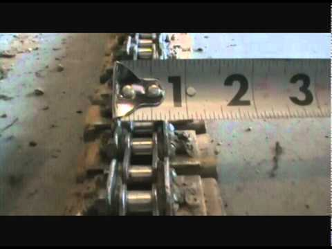 How to build a RC Dozer Video 3 Undercarriage.