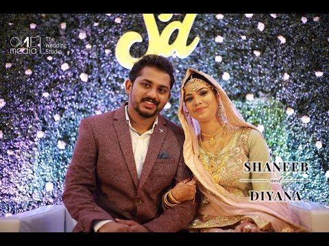 Xxx Mp4 Kerala Muslim Wedding Teaser Shaneeb Amp Diyana One Media Events 3gp Sex