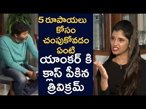 Xxx Mp4 Trivikram Explains Jagapati Babu 5Rs Scene In Aravinda Sametha Movie NTR Filmy Monk 3gp Sex