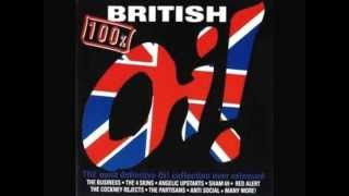 V. A. 100% British Oi! (FULL ALBUM).
