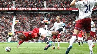 Ashley Young of Manchester United's diving, cheating ways (NMA)