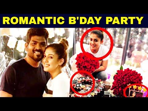 Xxx Mp4 Vignesh Shivan 39 S Cute Surprise GIFT For Nayanthara HBD Nayanthara Hot Tamil Cinema News 3gp Sex