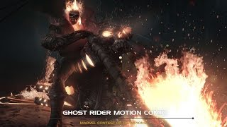 Ghost Rider Motion Comic | Marvel Contest of Champions