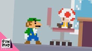"Super Mario Odyssey Parody | ""Where is Luigi?"""