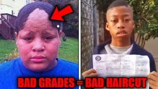 Top 5 Funniest KID PUNISHMENTS BY PARENTS!