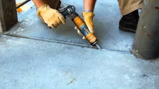 QUIKRETE Polyurethane Self-Leveling Sealant (Product Feature)