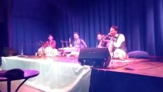 NAWAB KHAN & THE MANTRA - EUROP TOUR -  KONSTANZ 2017