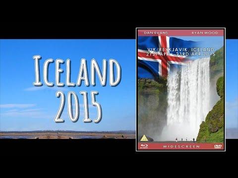 Iceland 2015   Part 1/2   Reykjavik, Krisuvik & Slicing My Finger!