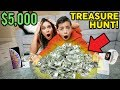 Download Video Download $5,000 TREASURE HUNT IN OUR MANSION! **WINNER TAKES ALL** | The Royalty Family 3GP MP4 FLV