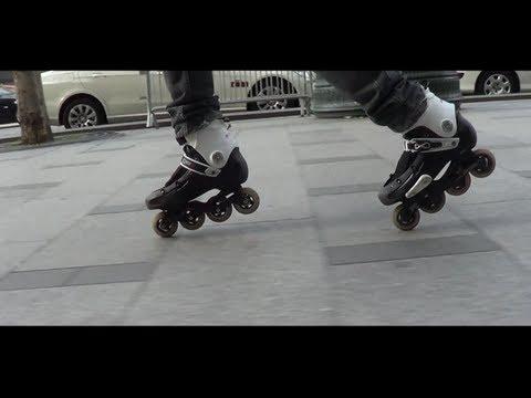 Roller freestyle Paris Spring 2013
