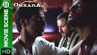 Ajay Devgan's final warning to Baahubali Vivek Oberoi | Omkara