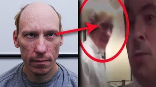 Top 15 Scary People Unknowingly Caught On Live TV