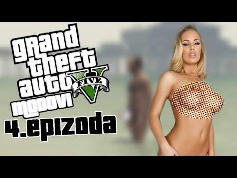 GTA 5 MODOVI 4.epizoda | Zene na plazi su gole, apokalipsa