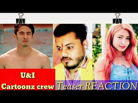 U & I CARTOONZ CREW Nepali SERIES teaser REACTION | AASHMA Bishwokarma, SUNNY Singh | VASHAN