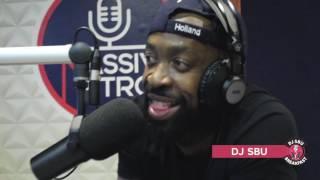 Manaka Ranaka Talks:  Challenges of Playing Lucy  on the DJ Sbu Breakfast