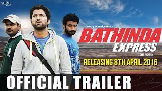 Bathinda Express | Trailer | Deep Joshi | New Punjabi Movies 2016 | Full Movie Releasing 8 April