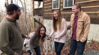 WE'RE PREGNANT! BEST WAY TO SURPRISE FAMILY AND FRIENDS!!! 2017
