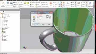 Inventor Make a Cup