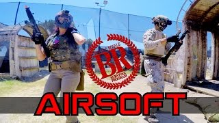 AIRSOFT BATTLE ROYALE - TRUE LIES