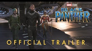 Black Panther - Official New UK Trailer | HD