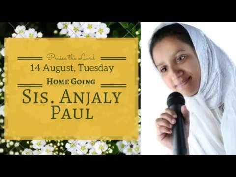 Xxx Mp4 Sis Anjali Paul Home Going Service 22 August 2018 3gp Sex