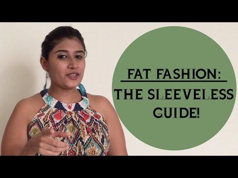 Fat Fashion - The Sleeveless Guide   Plus Baus
