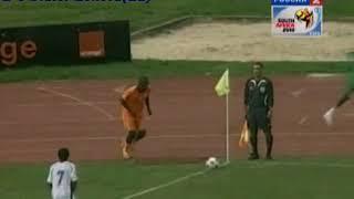 QWC 2010 Ivory Coast vs. Botswana 4-0 (22.06.2008)