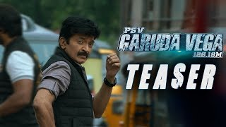 Garuda Vega Teaser ⛴ | Rajasekhar, Pooja Kumar, Shraddha Das, Adith, Sunny Leone, Praveen Sattaru