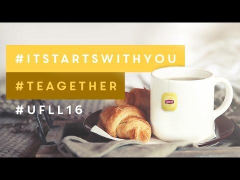 [UFLL 2016] #ItStartsWithYou - Team Teagether