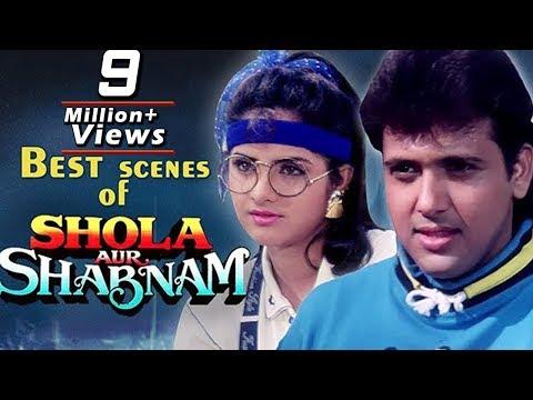 Xxx Mp4 Govinda Divya Bharti Best Scenes شولا اور شابنام With Arabic Subtitles HD 3gp Sex