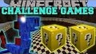 Minecraft -  Water dragon challenge games!