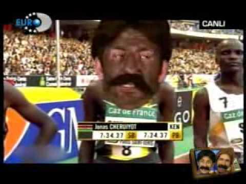 koca kafalar olimpiyat koşusu