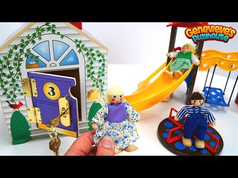 Videos for Kids Best Learning Educational Locking Toys Learn Colors Animals Doll House & Barn
