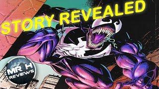 VENOM Movie - Tom Hardy REVEALS Lethal Protector Story