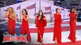 Fifth Harmony sings