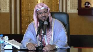 سورة الكوثر|التفسير المفصل|الشيخ محمد بن علي الشنقيطي|1437/5/29هـ