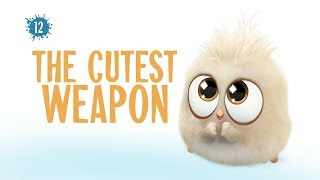 Angry Birds Blues | The Cutest Weapon - Ep12 S1 #NEW
