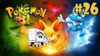 CEES is VERHUISD! - Pokemon Y  #26