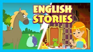 English Stories - Animated Stories For Kids || Moral Stories and Bedtime Stories For Kids