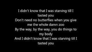 Starving   Hailee Steinfeld & Grey feat Zedd Lyrics