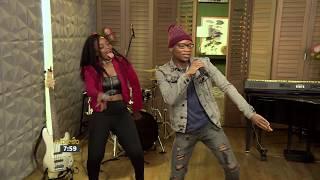 """Master KG Performs """"Skeleton move ft Zanda Zakuza"""""""