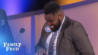 "Little Red Riding Hood to Steve Harvey: ""Ooh you got big..."" 