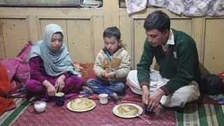 Gialing - Traditional Food Recipe Of Nagar valley - Gilgit Baltistan - Pakistan